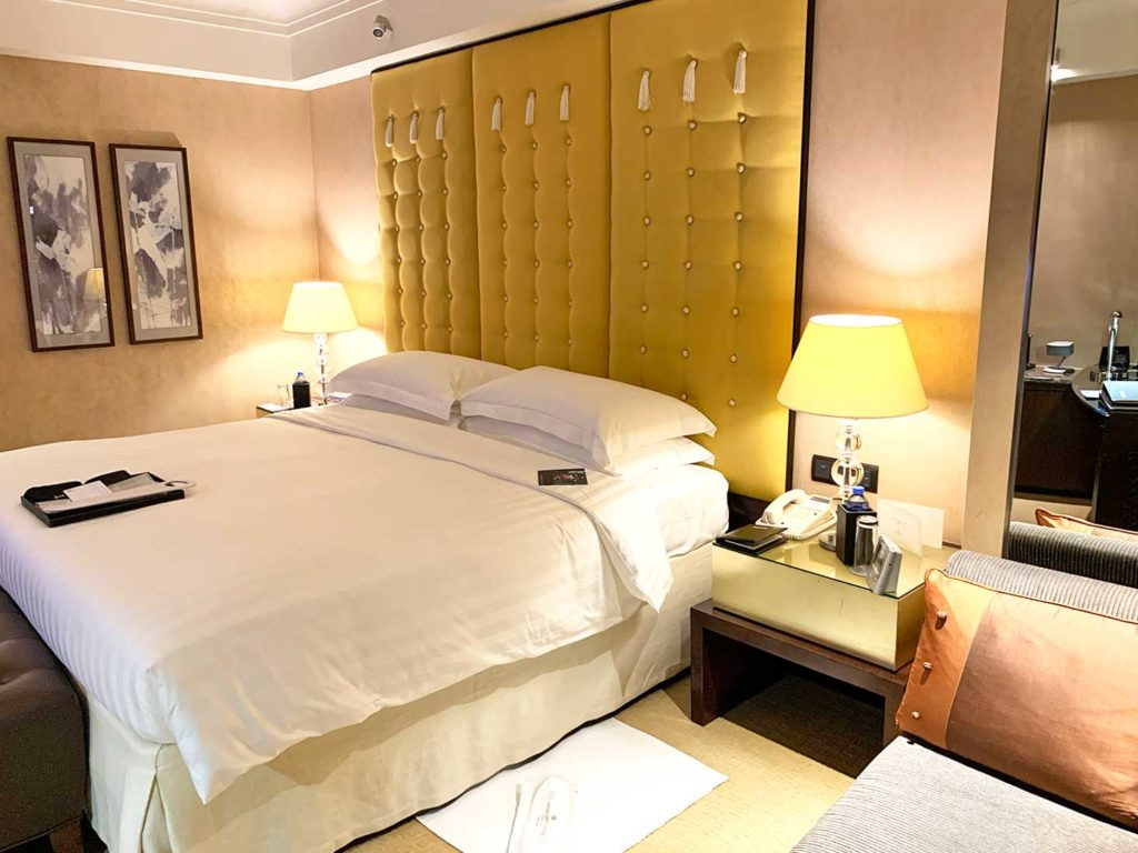 quarto Intercontinental Hong Kong