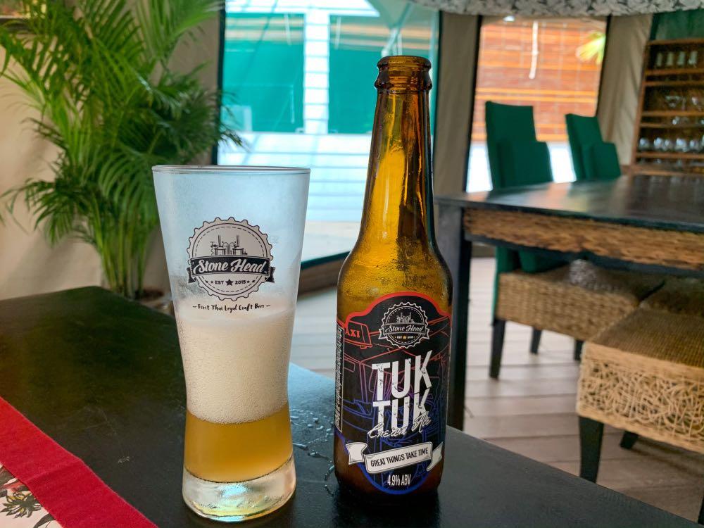 cerveja 4 Rivers Floating Lodge