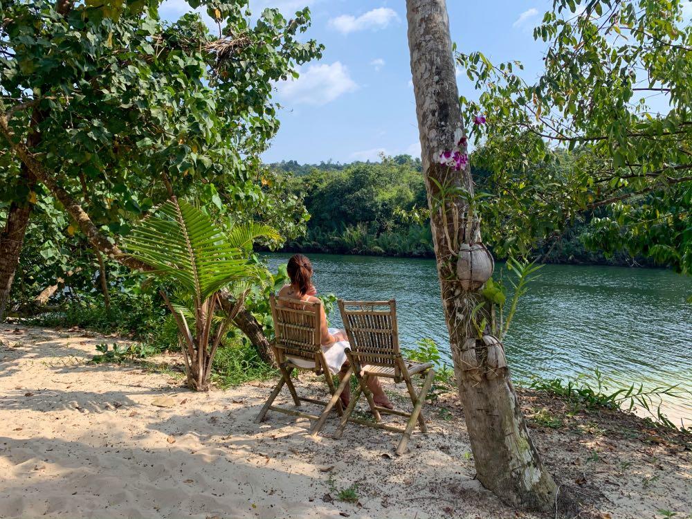 tatai river 4 Rivers Floating Lodge