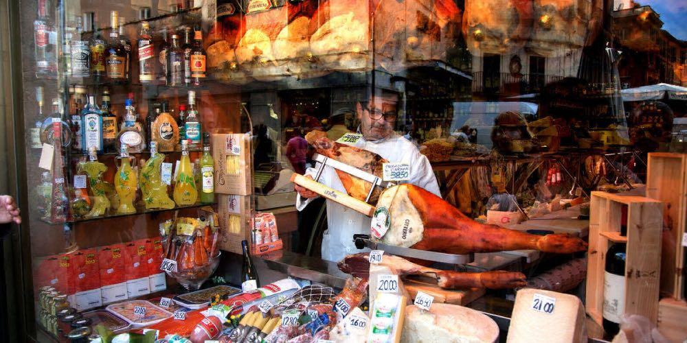 principais atrações de Roma  tour gastronômico