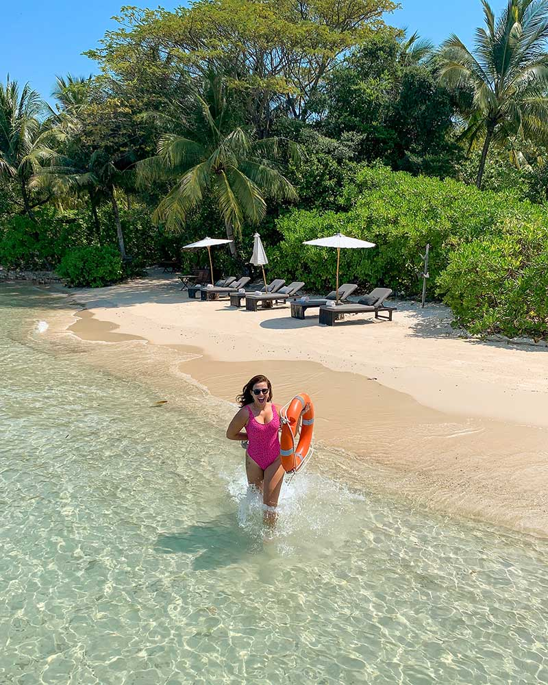 Praia Song Saa